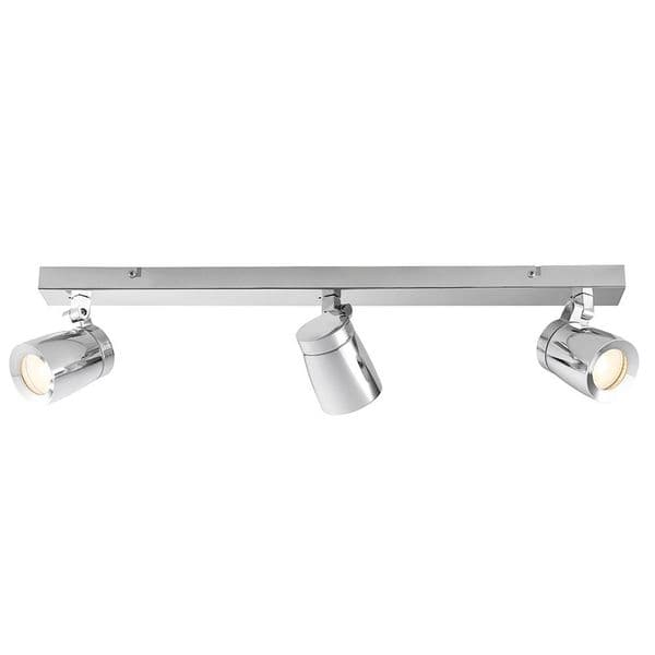 Saxby Knight 3lt Plate IP44 35w 39168 By Massive Lighting